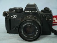 ' BX20 ' Praktica    BX20 SLR Camera + 50mm Lens £24.99